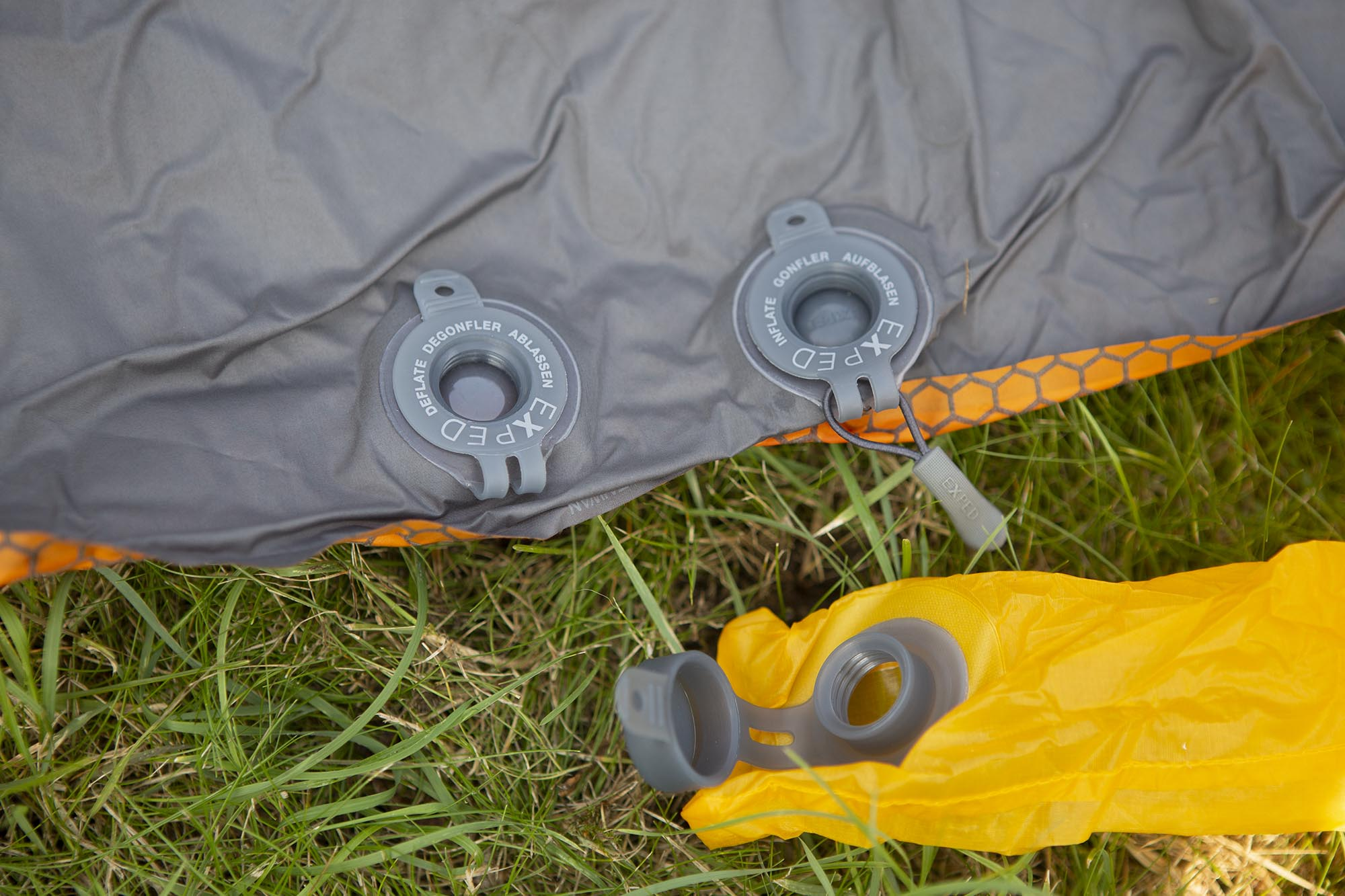 Review slaapmat Exped Synmat UL